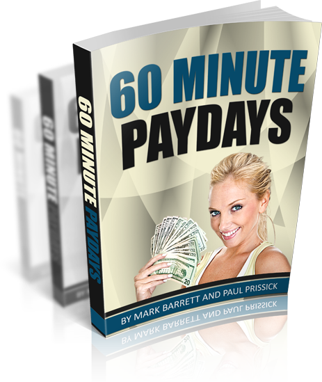 Mark Barret 60 Minute Paydays