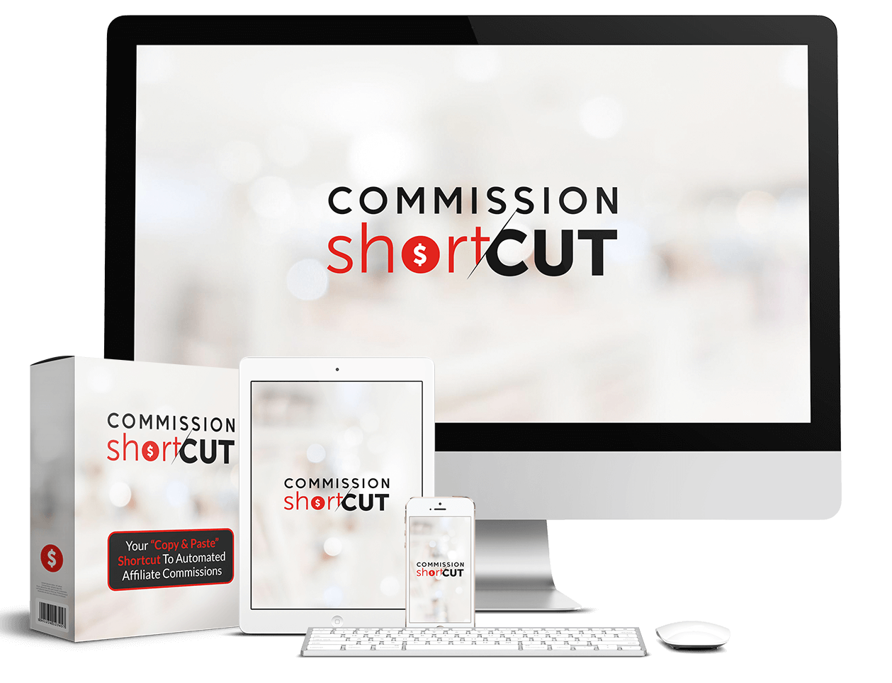 Commission Shortcut PRO* | 100% Done-For-You Affiliate Campaigns