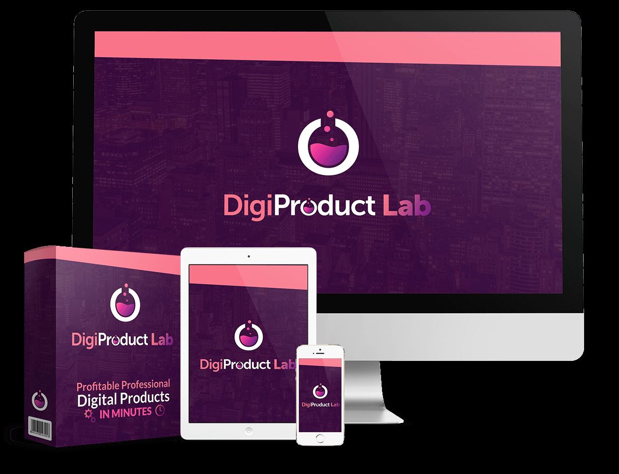 DigiProduct Lab PRO
