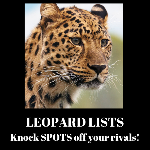 Leopard lists