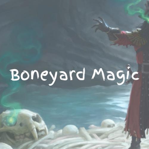 boneyard magic review